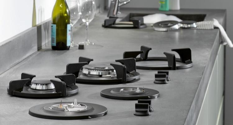 Keuken Met Beton : Aanschaftips voor betonnen aanrechtbladen checklist qasa