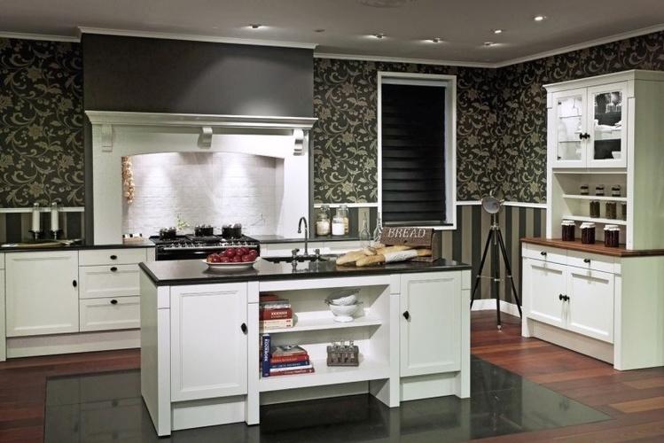 Landelijke Keukens Voorbeelden : Landelijke keukens qasa.nl