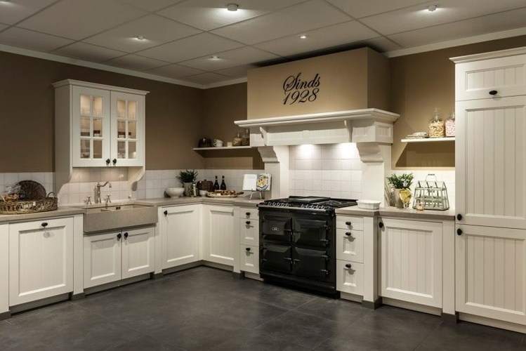 Landelijke keukens voorbeelden - Landelijke keuken ...