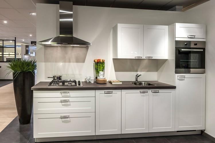 witte keukens | qasa.nl