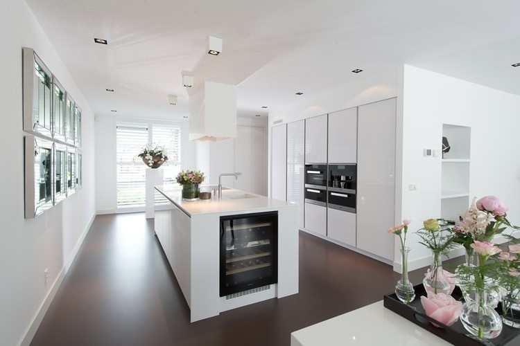 Witte keukens qasa