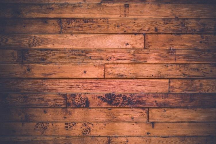 In historische panden bevinden zich nog vaak houten vloeren