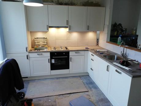 Witte Keuken Ervaring : Keukenwarenhuis keukens 189 ervaringen reviews en beoordelingen