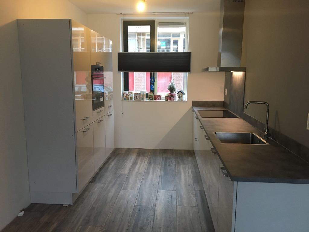 Hot verkoop nieuwe ontwerp wit hoge glossy lak keukenkasten