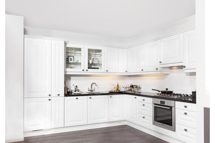 Witte keuken welke kleur werkblad beste inspiratie voor huis ontwerp - Kleur witte keuken ...